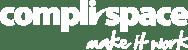 CompliSpace-White Logo